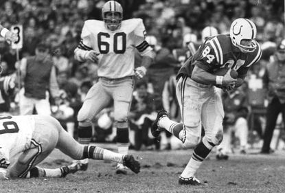 Former Colts tight end Tom Mitchell dies at age 72