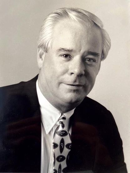 John J Gilmore, who spent decades in the broadcasting industry, was an avid waterman who enjoyed boating.