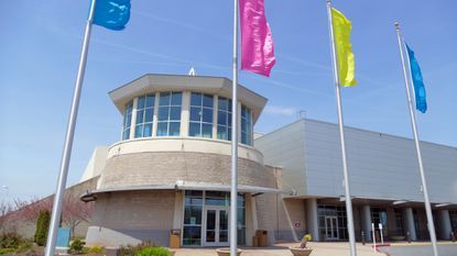 The Roland E. Powell Convention Center in Ocean City. Gov. Larry Hogan pledged $20 million in state funds Thursday for a renovation of the convention center.