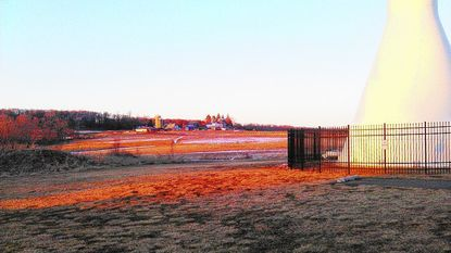 Mt. Felix Farm, shown in the background, is part of the 244 acres being considered for annexation by the City of Havre de grace.