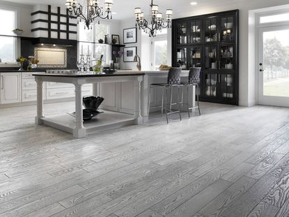 For Flooring It S Good To Be Wood Wise Baltimore Sun