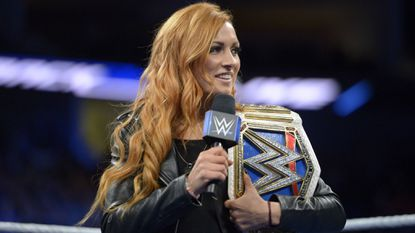 Q&A with Becky Lynch heading into WWE's SmackDown 1000