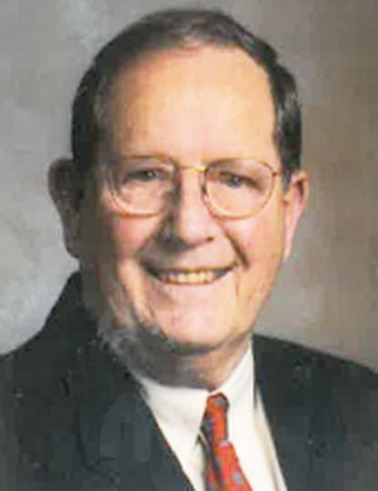 James Decker helped the town acquire a National Guard armory and turn it into an activity center.