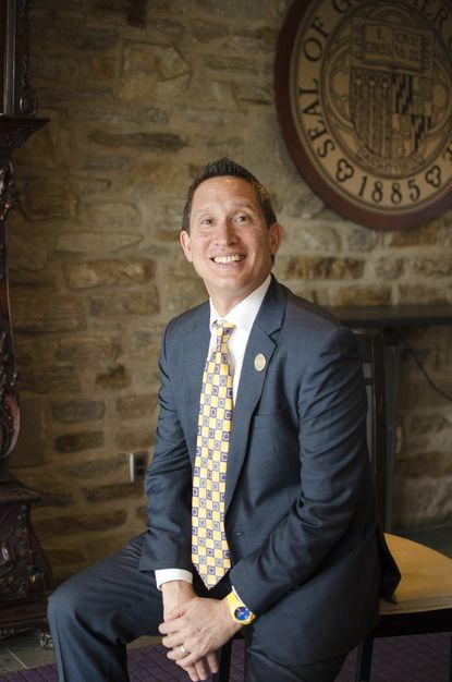 Goucher College president to step down in 2019