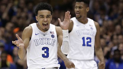 Tyus Jones led a top-seeded Duke team to a national title four years ago. Now, younger brother Tre wants to do the same thing.