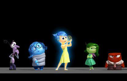 Pixar reveals risky film 'Inside Out,' set in a girl's brain