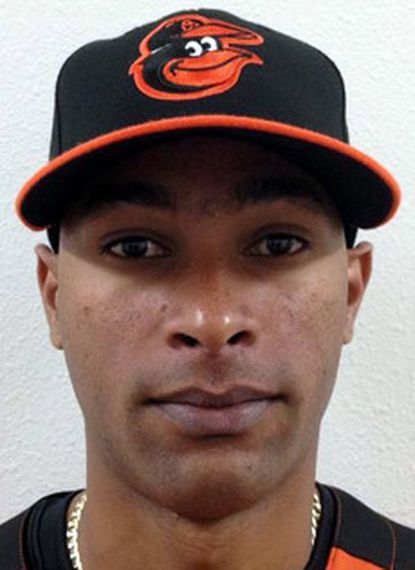 Cuban outfielder Henry Urrutia homers in first home at-bat for Double-A Bowie