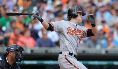 """""""We have a chance to kind of duplicate what we did last year and then some and move past that,"""" Nate McLouth said of his decision to return to the Orioles. """"For those reasons, it was my first choice."""""""