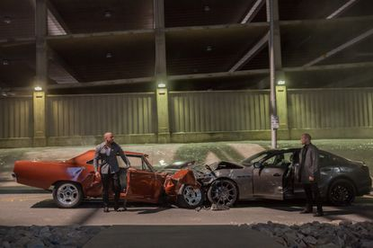 Box office: 'Furious 7' stays No. 1, sets studio record; 'Paul Blart' also strong