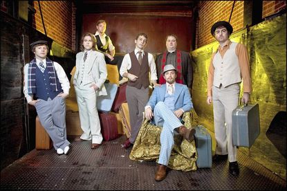 Yellow Dubmarine, a reggae and ska Beatles tribute, performs Saturday at The 8x10.