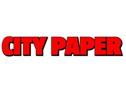 City Paper banner
