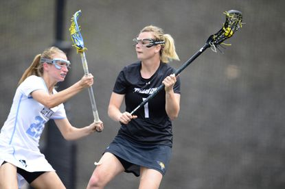 Samantha Brookhart, Towson women's lacrosse