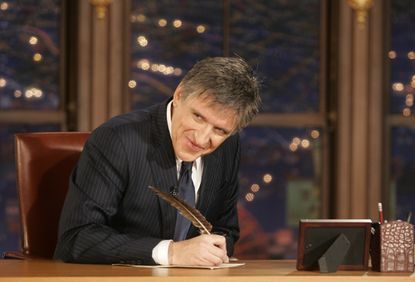 Craig Ferguson says 'Late Late Show' exit was in works for a while