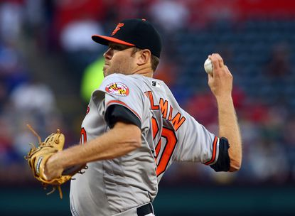 For Chris Tillman, difference between Opening Day and Thursday was a swing-and-miss fastball