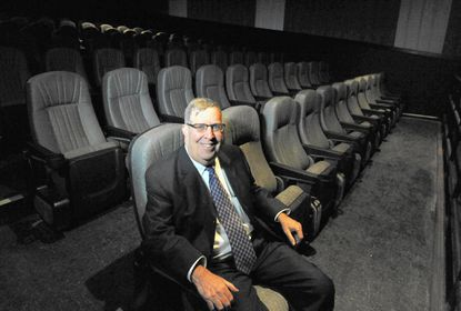 Ira Miller, president of Horizon Cinemas, will open his newest movie theatre, Sun Valley Movies 6, on Dec. 19.