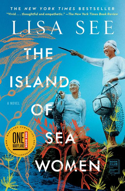 """""""The Island of Sea Women,"""" a novel by Lisa See, has been chosen by Maryland Humanities for the One Maryland One Book program this fall."""
