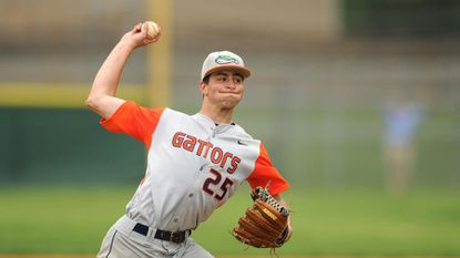 Reservoir ace Cody Morris, shown here in a 2014 playoff game, will undergo Tommy John surgery with Dr. James Andrews in Pensacola, Fla., on June 2, just over a week after the 3A state championship game.