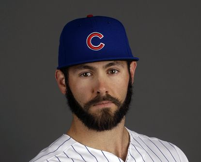 Chicago Cubs pitcher Jake Arrieta won the NL Cy Young Award, acing out Dodgers stars Zack Greinke and Clayton Kershaw. Arrieta got 17 first-place votes for 169 points from the Baseball Writers' Association of America.