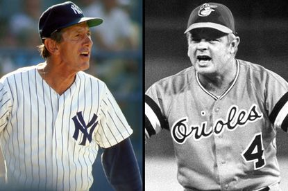 Earl Weaver's chance at revenge with Billy Martin