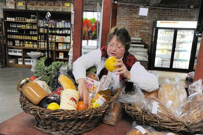 Cheryl Wade is the owner of Mill Valley Garden & Farmer's Market on Sisson Street. The Market will be turning into The Baltimore Food Co-op in the near future.