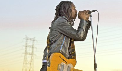 """Moses Stone, who is a Laurel High grad, will compete on season two of """"The Voice."""""""