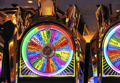 Horseshoe Casino Baltimore invites media into the casino for a preview walk-through.