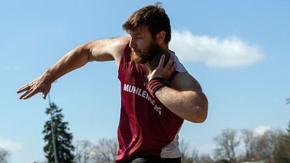 Century High School graduate Sam Rothstein, who recently finished his sophomore year at Muhlenberg College, competed in three sports during the 2018-19 season. Rothstein joined the Mules' track team and took eighth in the hammer throw at the Centennial Conference meet.