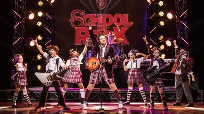 "The touring production of ""School of Rock"" is holding auditions in Baltimore this weekend. The musical will also hit the Hippodrome later this month."