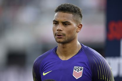 Former Maryland goalkeeper Zack Steffen loaned from Manchester City to Fortuna Duesseldorf