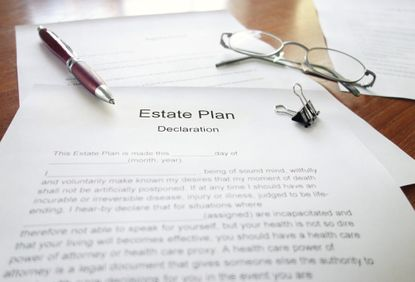 Having a will and estate plan is crucial as you approach retirement.