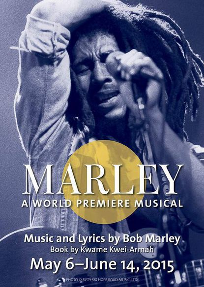 Bob Marley musical coming to Center Stage