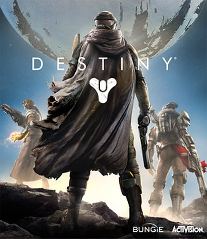 Box art for the game Destiny