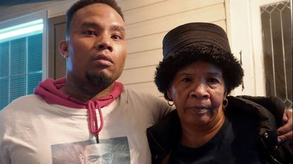 Anton Black's brother, Brandon Jackson, and his mother, Jennell Black, want answers about his death.