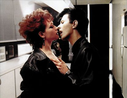 """David Bowie in """"The Hunger"""""""
