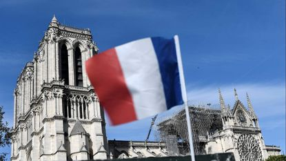 Escapes: Sorrow over the Notre Dame fire has another companion: anger