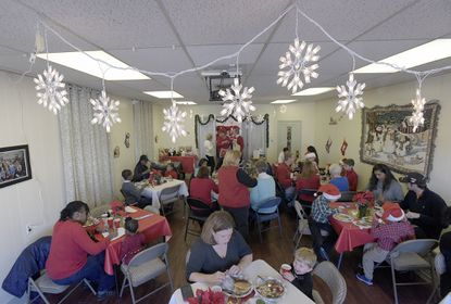The Woman's Club of Laurel's Breakfast With Santa will be on Saturday, Dec. 7, at the WCL clubhouse.