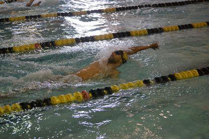 UMBC grad Mohamed Hussein seeking elite status at World Aquatics Championships