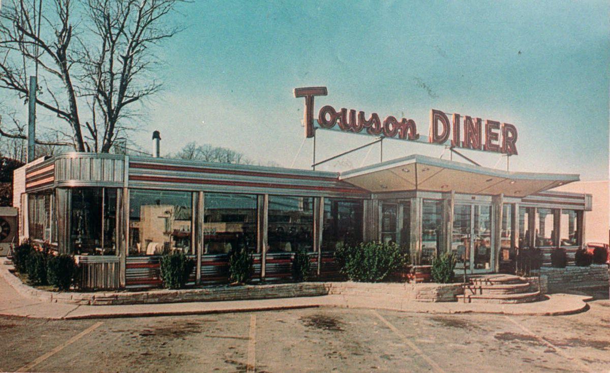 Towson Restaurants Throughout The Years Baltimore Sun