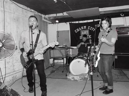 Sick Sick Birds play its final show ever at The Metro Gallery.
