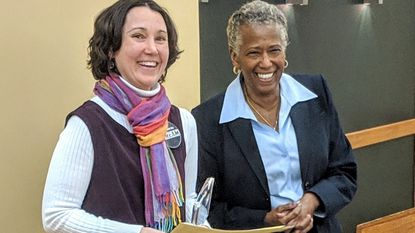 Dayhoff: Rev. Erin Snell honored by Carroll County Human Relations Commission