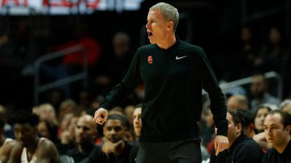 USC basketball coach Andy Enfield hopes a strong recruiting class can help the Trojans bounce back from a losing season.
