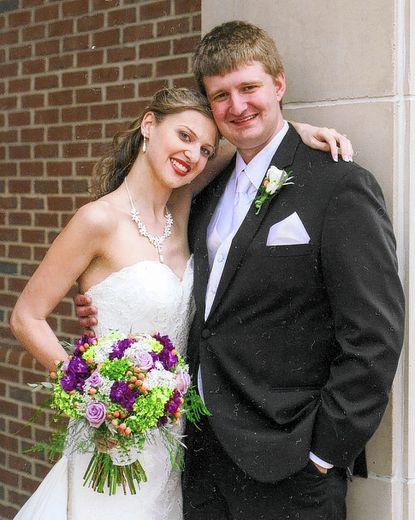 Allison V. Sachs and Daniel P. Smith were married April 11