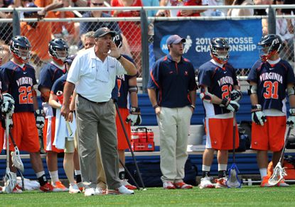 Former Virginia men's lacrosse coach Dom Starsia is looking for 'another great adventure'