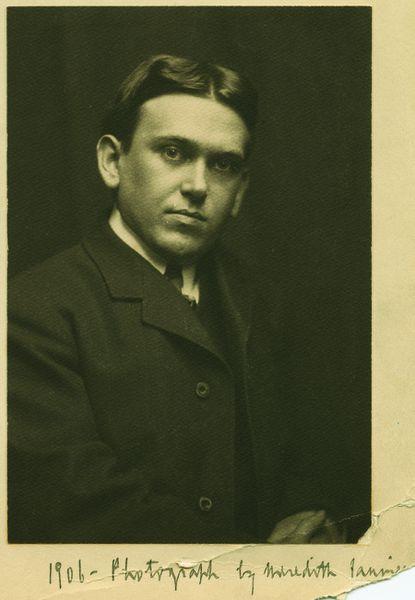H. L. Mencken Portrait