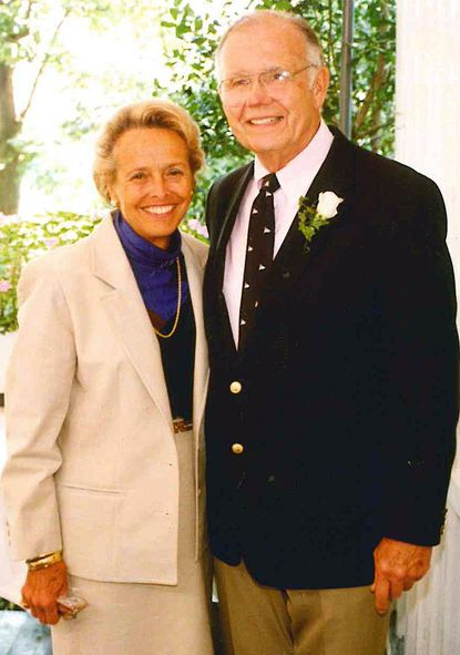 Katherine and Mortimer Williams moved in the 1990s to Irvington on Virginia's Northern Neck.