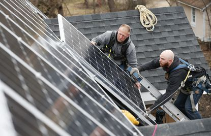 Trump says solar tariff will create 'a lot of jobs.' But it could wipe out many more.