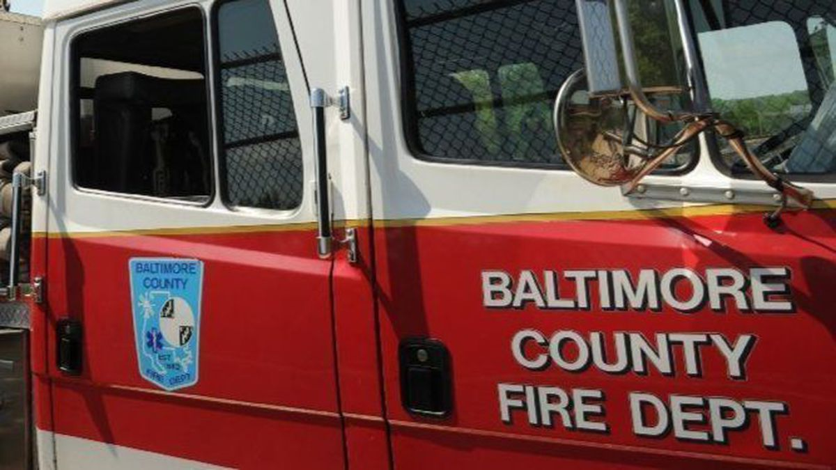 'Large wild-land fire' burning 25 acres in Hampstead, Baltimore County officials say
