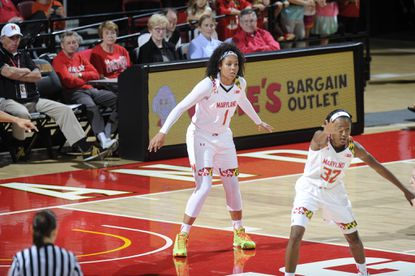 Forward Kiah Gillespie brings transcendent talent to Terps women as season gets under way