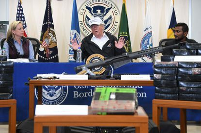 Trump threatens emergency declaration, eyes disaster funds to pay for border wall