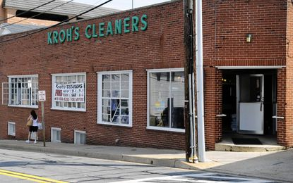 Under Bel Air's fledgling revolving credit program, Board of Town Commissioners is poised to make another low interest loan to AKB Inc., which owns Kroh's Cleaners on Pennsylvania Avenue.